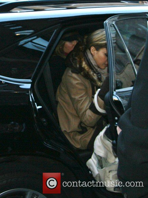Jessica Alba and David Letterman 23