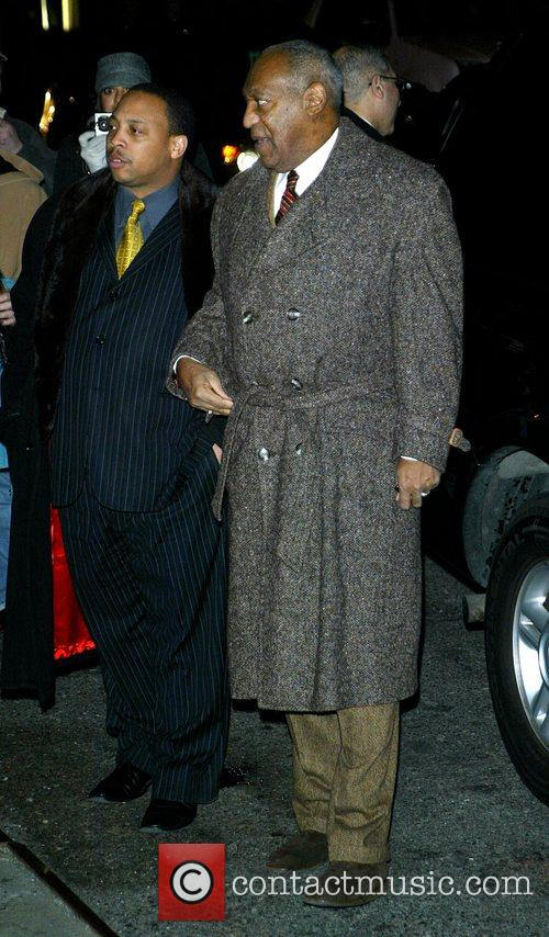 Bill Cosby and David Letterman 1