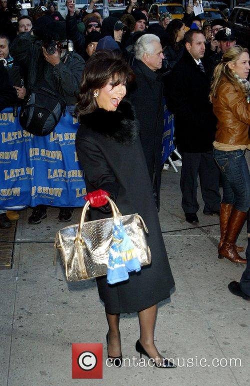 Julie Chen and David Letterman 16