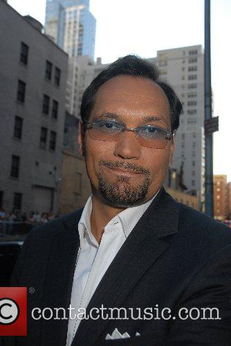 Jimmy Smits and David Letterman 3