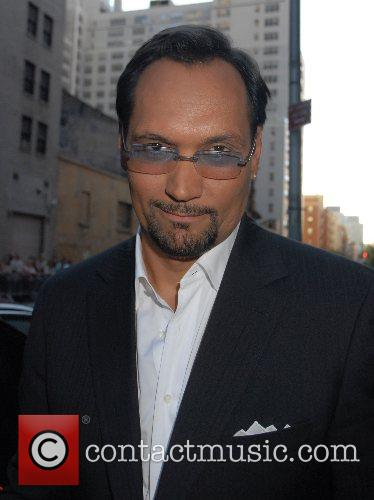 Jimmy Smits and David Letterman 8