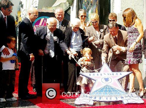Motion Picture Luminary and Philanthropist Lew Wasserman Honored...