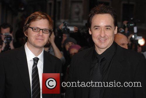 Director James C. Strouse and John Cusack The...
