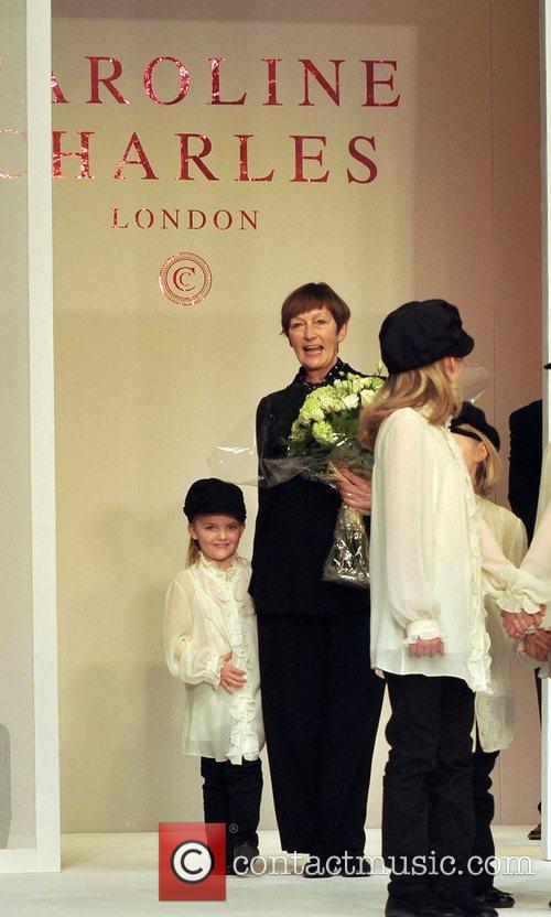 London Fashion Week 2008 - Caroline Charles Autumn/Winter...