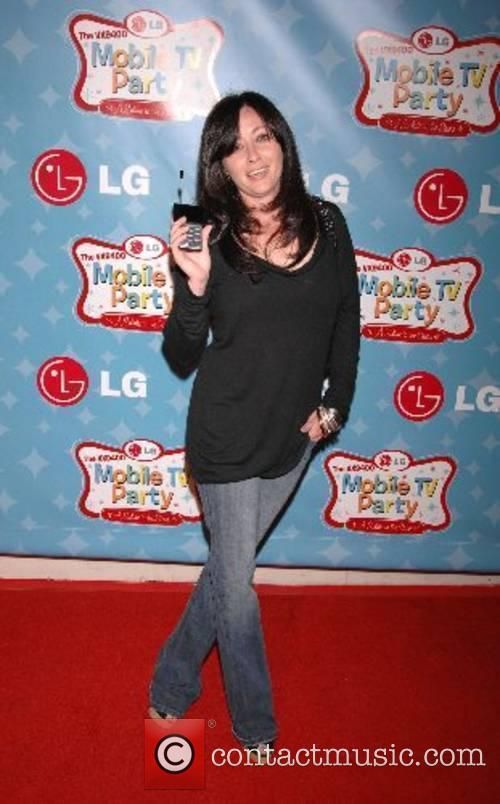 Shannen Doherty LG Mobile Phones presents LG's Mobile...