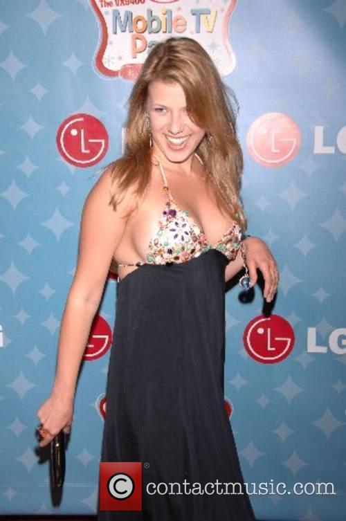 Jodie Sweetin LG Mobile Phones presents LG's Mobile...