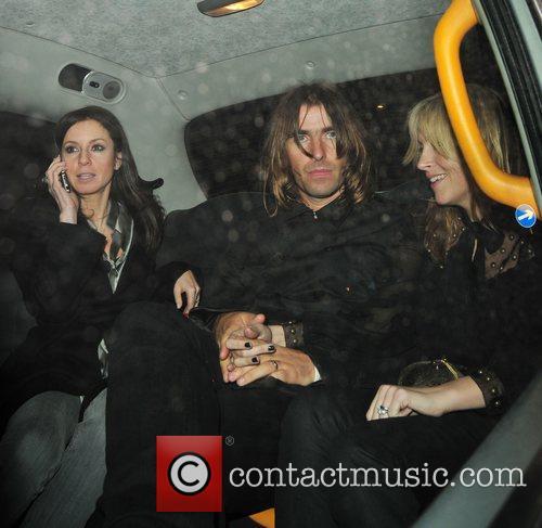 Liam Gallagher and Nicole Appleton 3