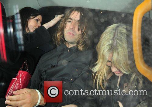 Liam Gallagher and Nicole Appleton 4