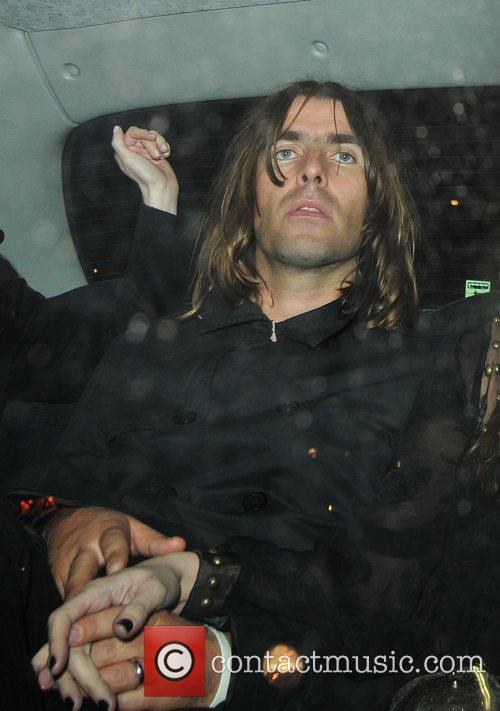 Liam Gallagher and Nicole Appleton 10