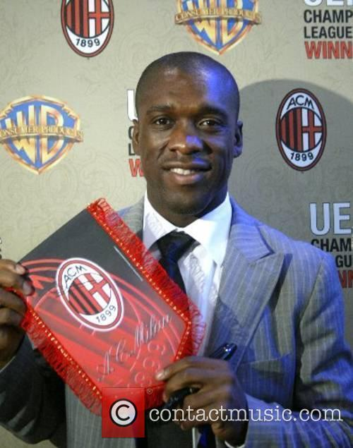 Clarence Seedorf from AC Milan The Licensing Industry...