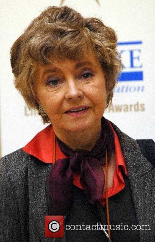 Prunella Scales The Life After Stroke Awards 2007...