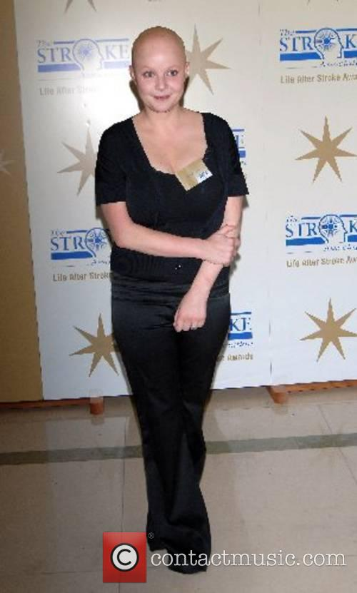 Gail Porter The Life After Stroke Awards 2007...