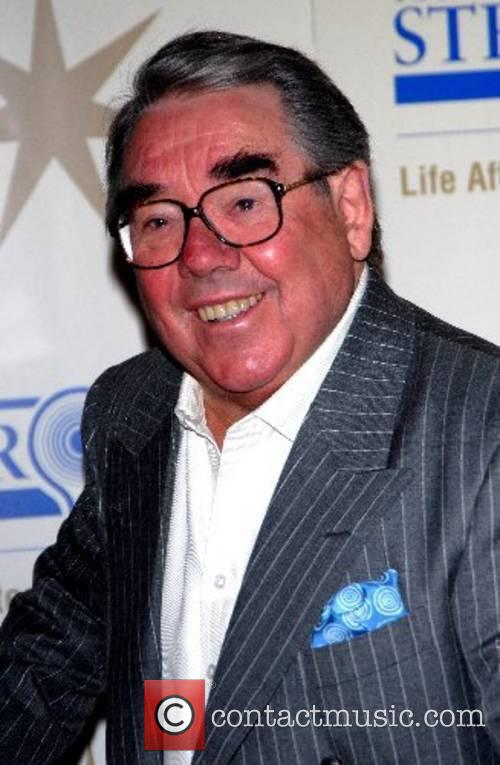 Ronnie Corbett The Life After Stroke Awards 2007...