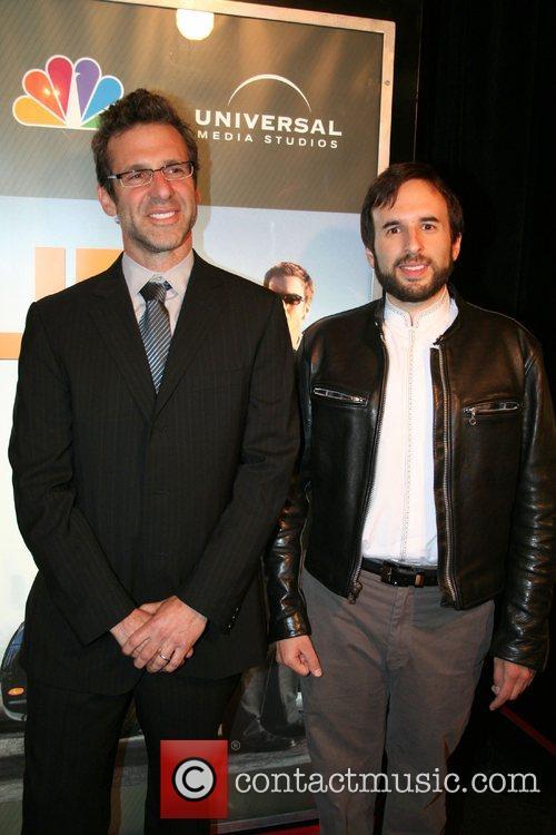 Rand Ravick and Far Shariat,  NBC'S
