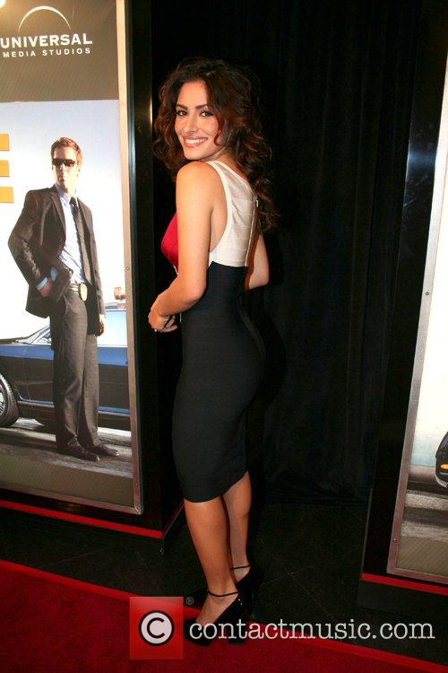 Sarah Shahi,  NBC'S