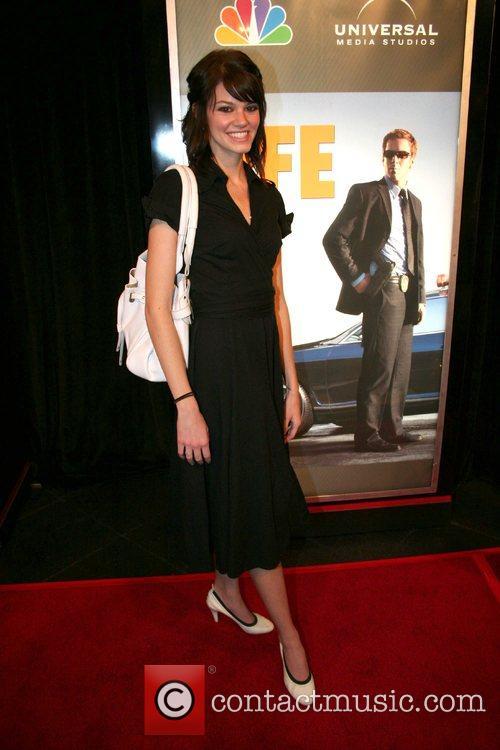 Rachel Melvin,  NBC'S