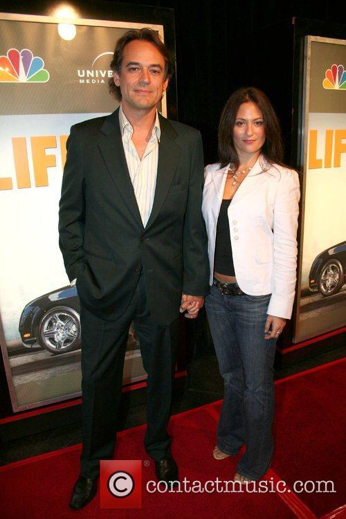 Jon Lindstrom and Judy Aronson,  NBC'S