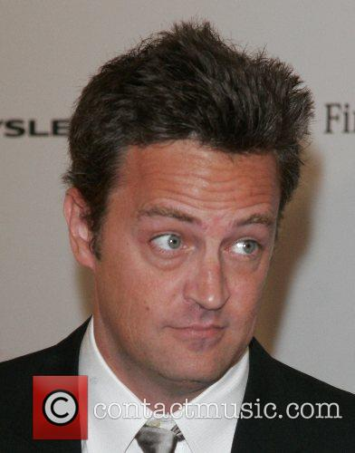 Matthew Perry host of the 'Lili Claire Foundation...