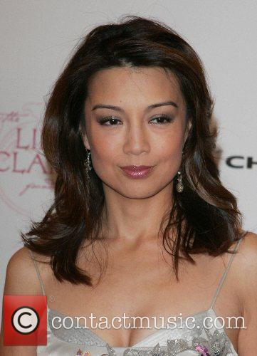 Ming-Na attending the 'Lili Claire Foundation Benefit Dinner...