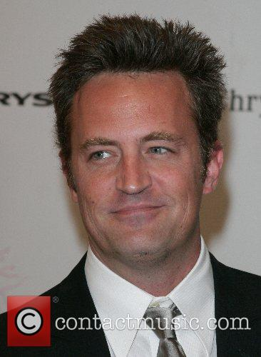 Matthew Perry hosting the 'Lili Claire Foundation Benefit...
