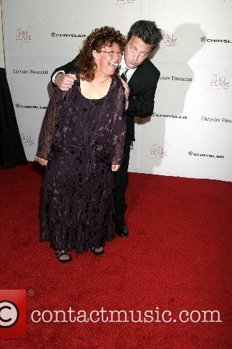Matthew Perry and Guest attending the 'Lili Claire...