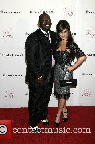 Randy Jackson & Paula Abdul attending the 'Lili...