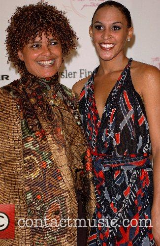 Shari Belafonte and Daughter The Lili Foundation 10th...