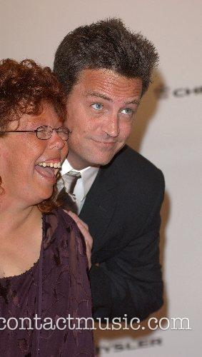 Trieana Moon and Matthew Perry The Lili Foundation...