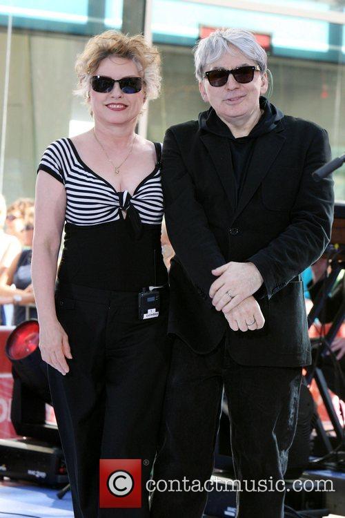 Deborah Harry, Chris Stein Deborah Harry of Blondie...