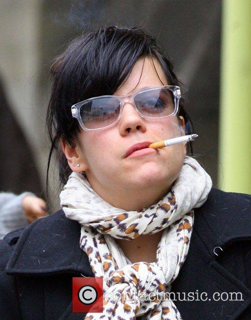 Megan Fox Smoking A Cigarette. Allen Smoking A Cigarette,