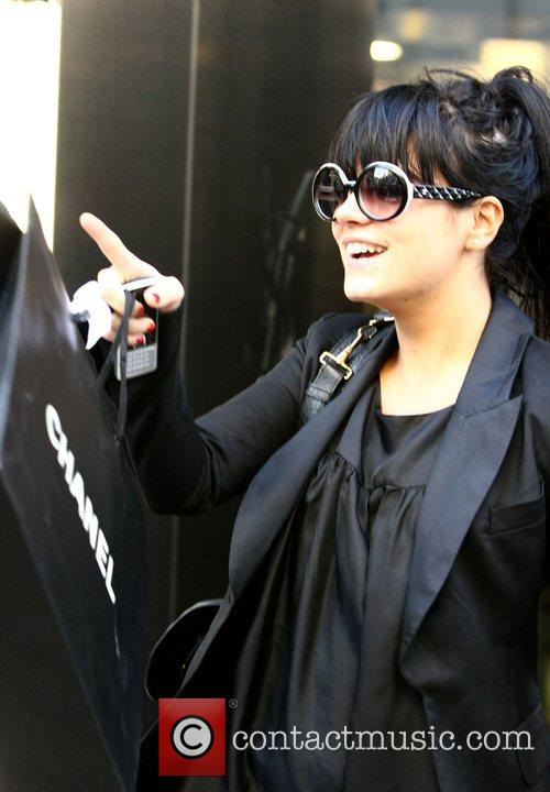 Lily Allen and Chemical Brothers 15