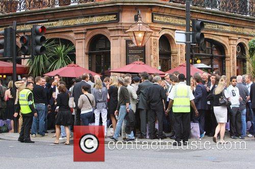'The Audley' pub