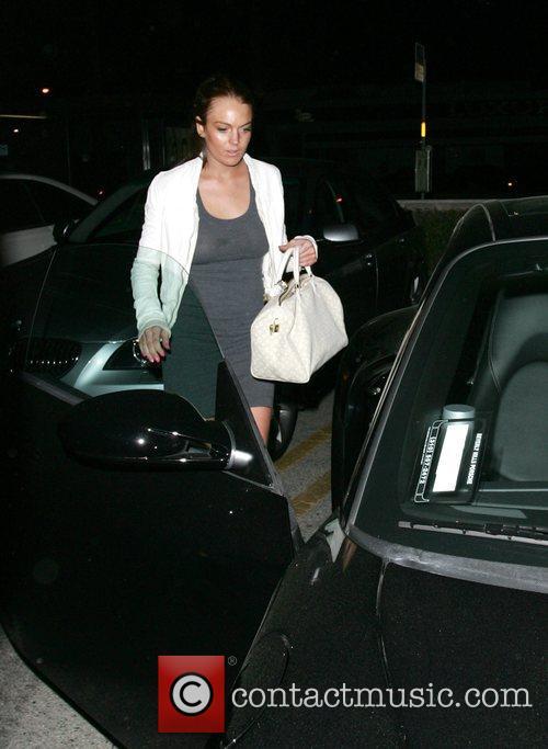 Lindsay Lohan 3