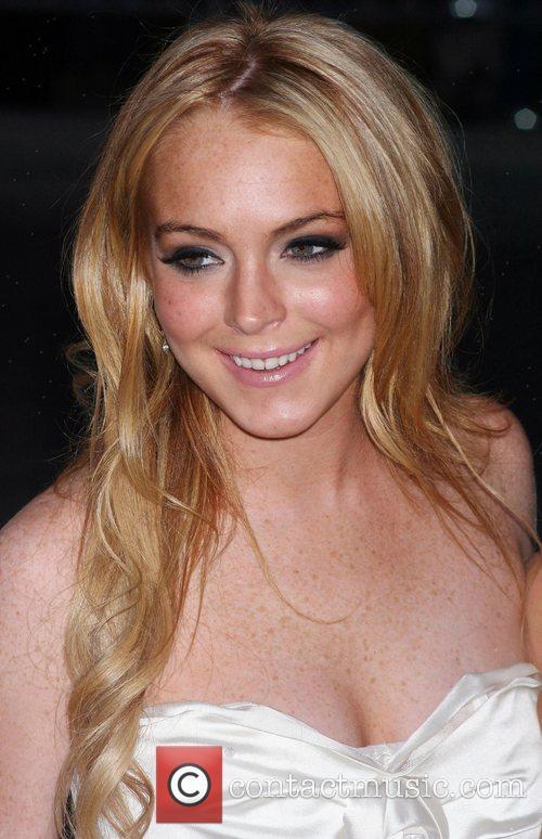 Lindsay Lohan, Geoffrey Rush, Faye Dunaway, Mean Girls, Mira Sorvino, Rush and Vanessa Redgrave 3