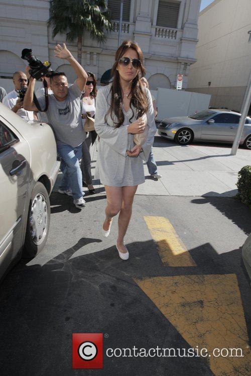 Lindsay Lohan 18