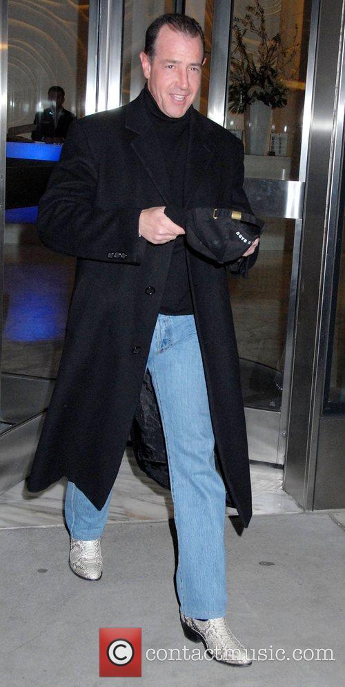 Michael Lohan and Lindsay Lohan 4