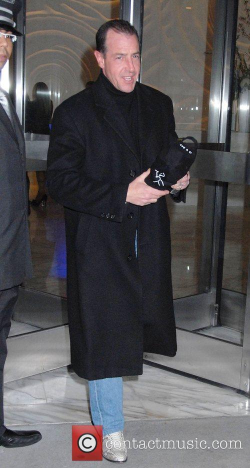Michael Lohan and Lindsay Lohan 2