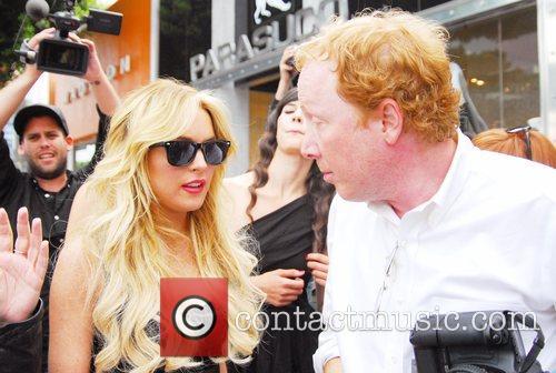 Lindsay Lohan 11