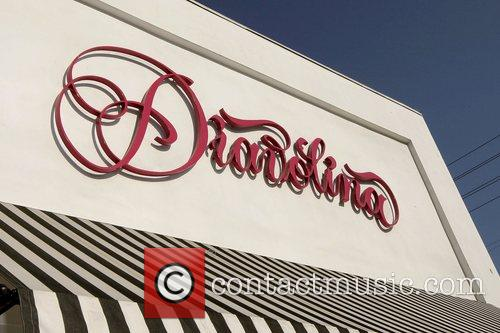 Atmosphere Lindsay Lohan goes shopping at Diavolina boutique...