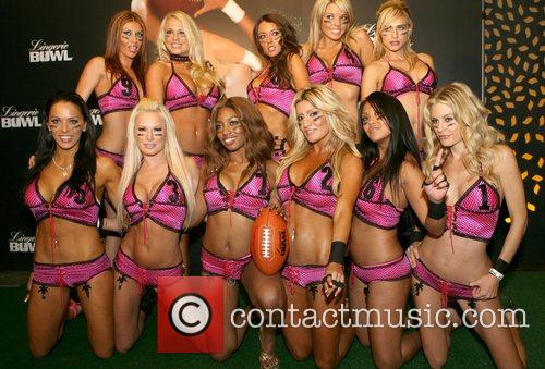Lingerie Bowl V, National kick - off party...