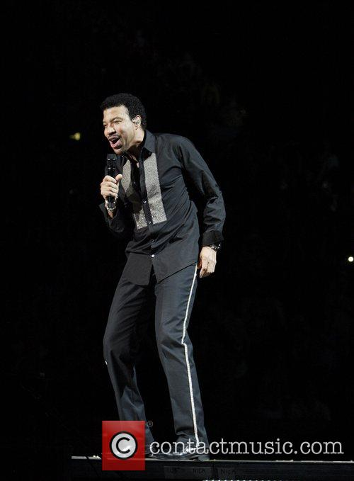 Lionel Richie, Sydney Entertainment Centre