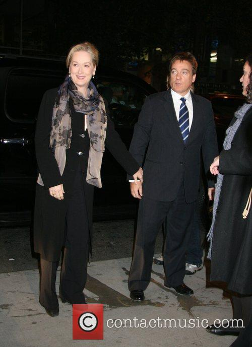 Meryl Streep and Don Gummer 1