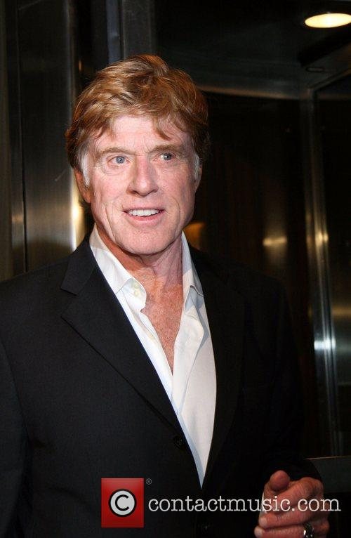 Robert Redford Celebrities at the 'Lions For Lambs'...