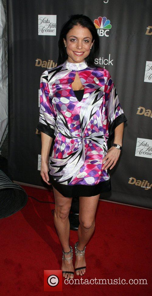 Bethany Frankel Premiere of NBC's 'Lipstick Jungle' at...