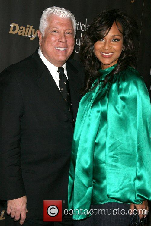 Dennis Basso and Lisa Raye Premiere of NBC's...