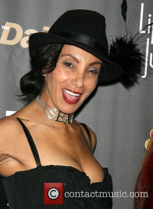 Downtown Julie Brown Premiere of NBC's 'Lipstick Jungle'...