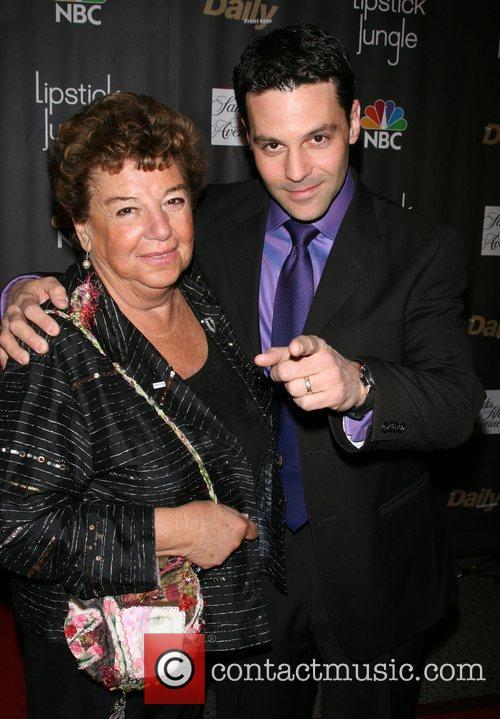 Joyce Basche and David Allen Basche Premiere of...