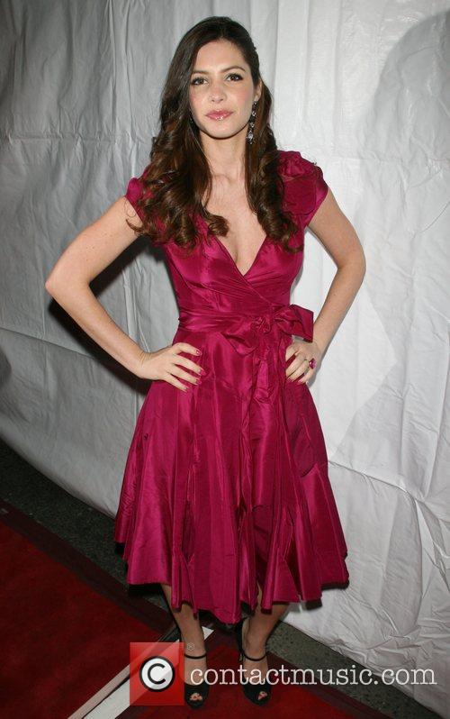 Julia Allison Premiere of NBC's 'Lipstick Jungle' at...