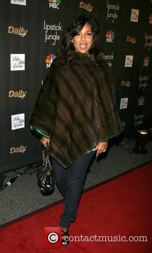 Lisa Raye Premiere of NBC's 'Lipstick Jungle' at...