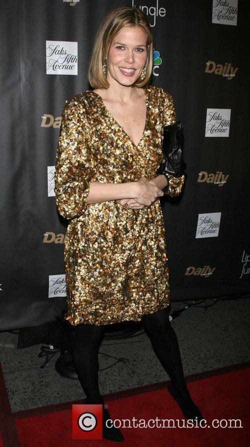 Mary Alice Stephenson Premiere of NBC's 'Lipstick Jungle'...
